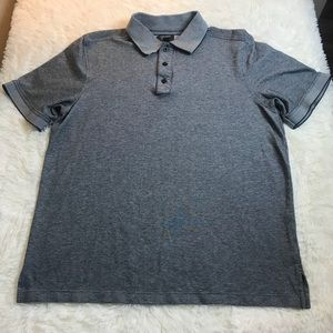 Nordstrom Men's Classic Polo Fitted Size Medium